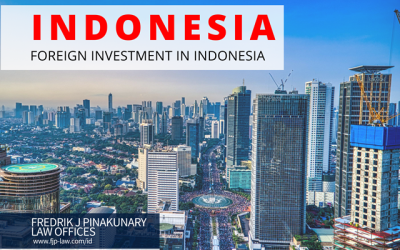 Foreign Investment in Indonesia