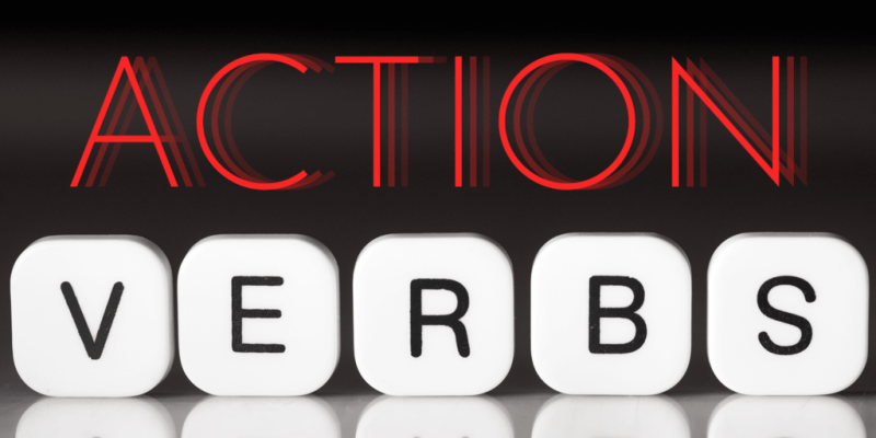 10 Resume Action Verbs