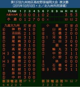 小倉10-3九州