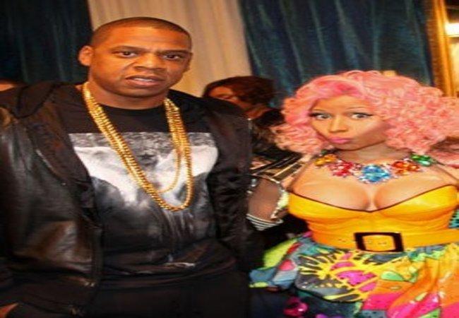 Jay Z Nicki Minaj