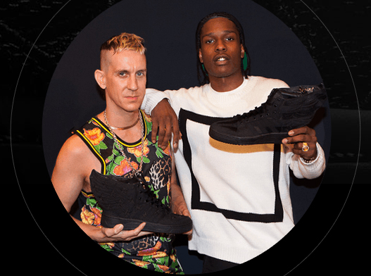 hot sale online 8ed3e 8c15c ASAP Rocky x Jeremy Scott Collaborate on Adidas JS Wings 2.0