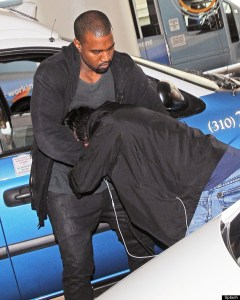 Kanye West allegedly attacks paparazzo at LAX