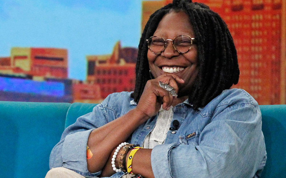 b5cdaa9850f Whoopi Goldberg defended Stephen A. Smith on The View