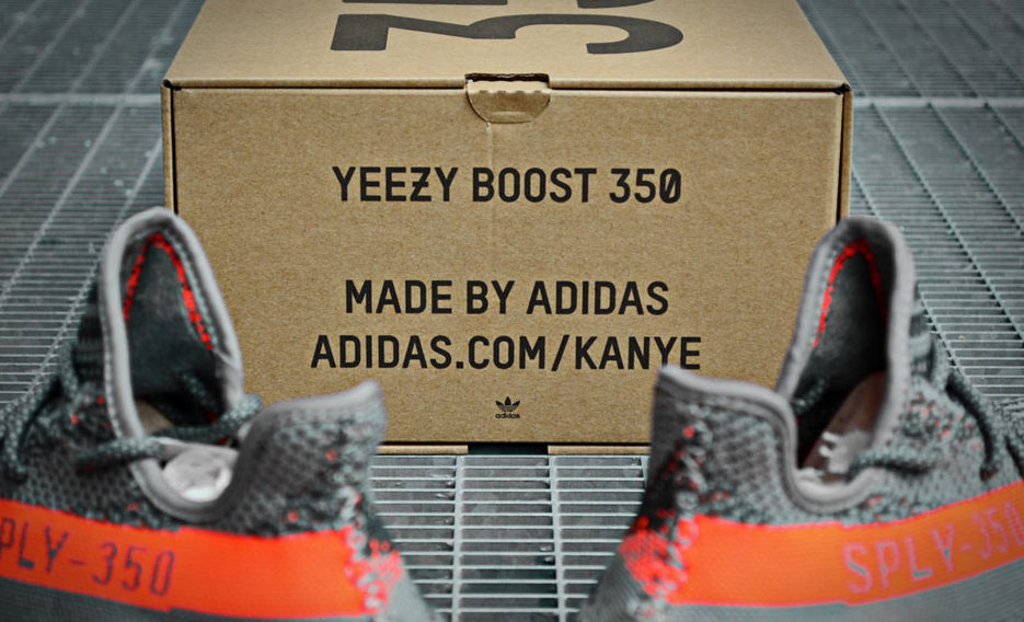 5f5e3bb257e0 Here s a clear look at the upcoming adidas Originals  YEEZY Boost 350 from Kanye  West.