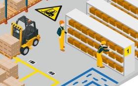 Lagerbewirtschaftungslösungen - Orientierungssysteme
