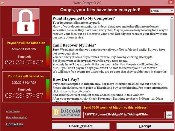 wannacry photo