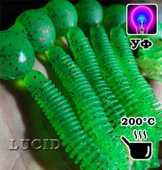 Краситель FKR термостойки цвет ШокоФиолет ФКРх,  произведен на основе флуоресцентных пигментов, имеет очень яркий и сочный вид. Светится в УФ. 0688368741 Зеленое Яблоко