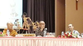 PRof. Dr. KH. Ahmad Syafii Mufid -Ketua FKUB Provinsi DKI Jakarta