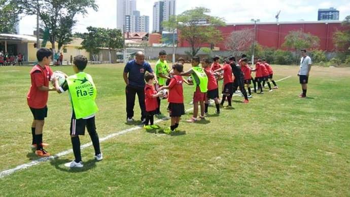 Flamengo vai realizar peneira em Cuité-PB