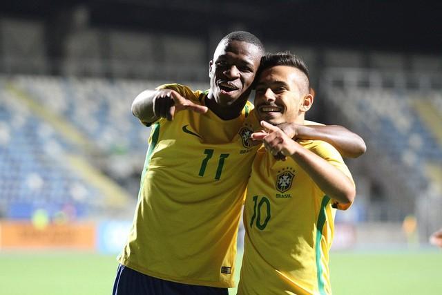 Chamado ao Mundial sub-17, Vinicius Jr jogará final; Fla avalia desconvocação