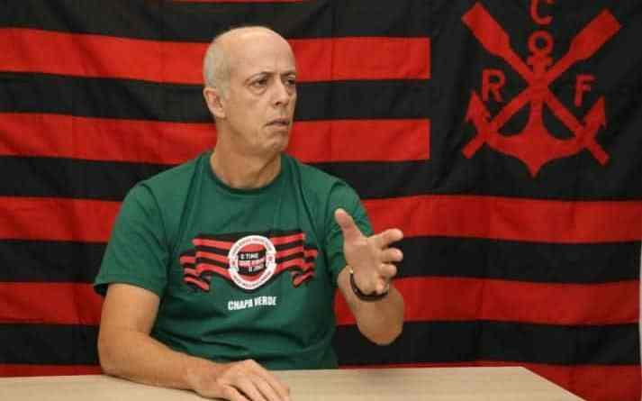 Grupo de oposição pede que Bandeira deixe VP de futebol