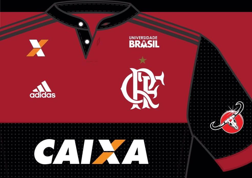 Flamengo fica próximo de assinar com novo patrocínio master