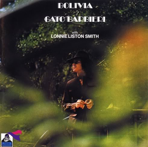 Gato Barbieri – Bolivia (1973) with Lonnie Liston Smith ...