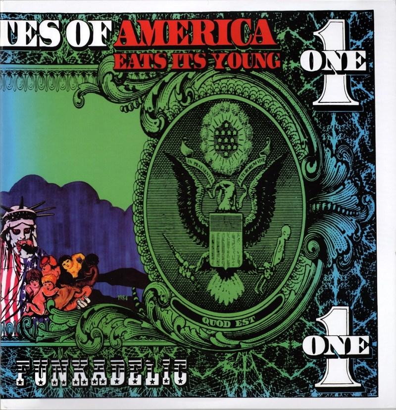 Funkadelic America blog