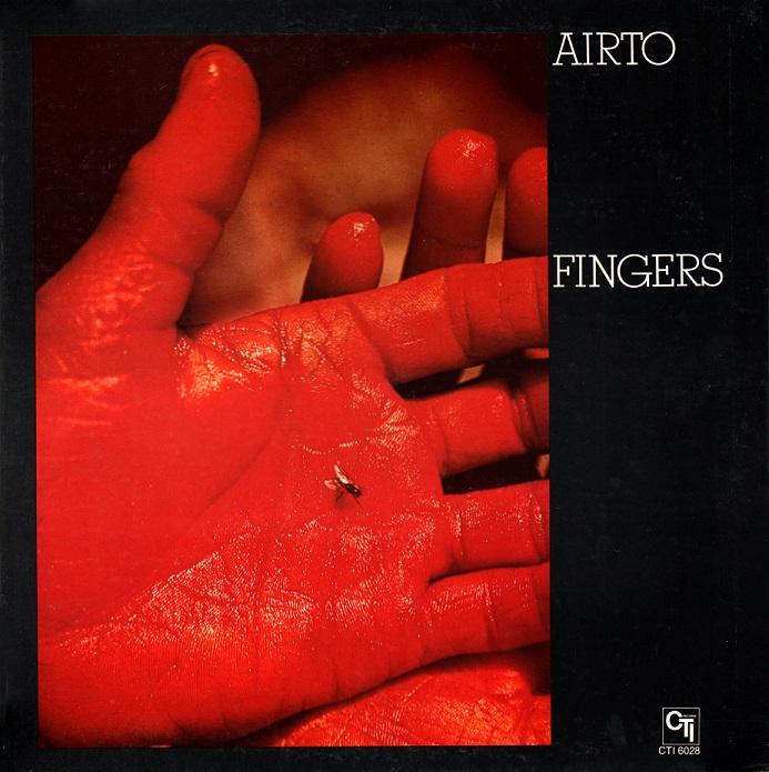 Airto – Fingers (1973) (CTI Records 6028) – Flabbergasted Vibes