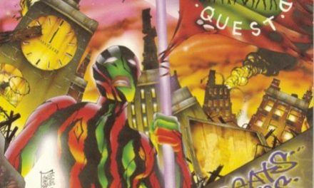 A Tribe Called Quest sample H.Franklin sur The Hop