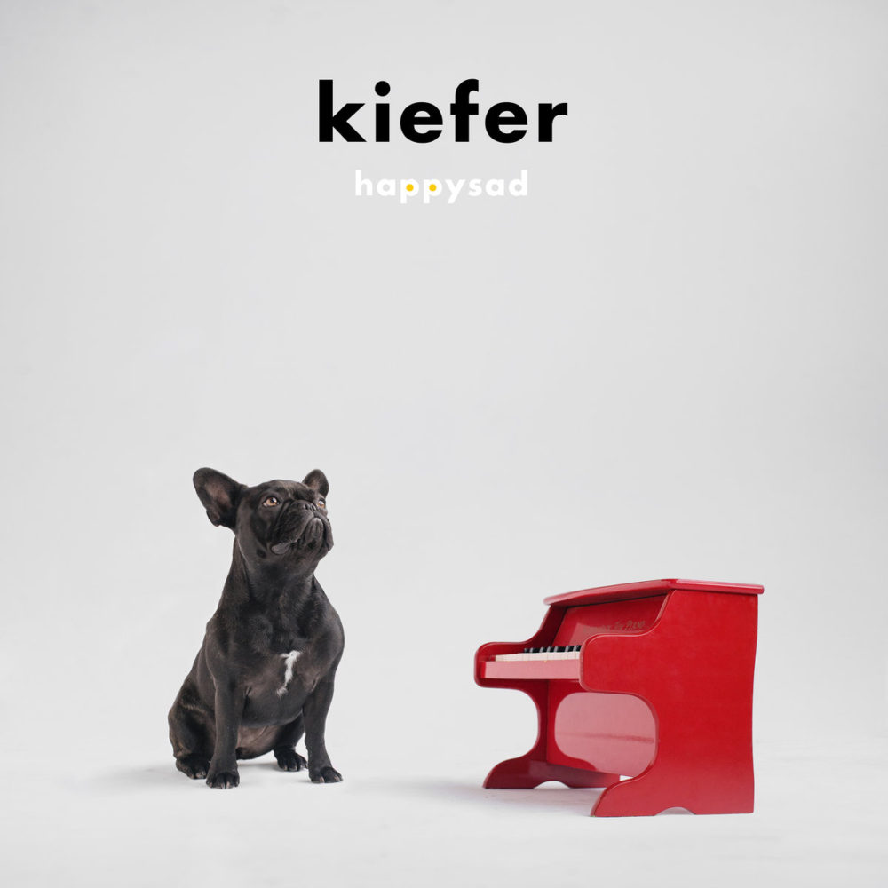 Kiefer - Happysad - 8 juin 2018