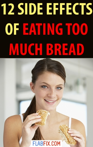 In this article, you will discover the side effects of eating too much bread #bread #side #effects #flabfix