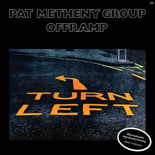 Pat Metheny Group - Offramp (1982 24/96 FLAC)