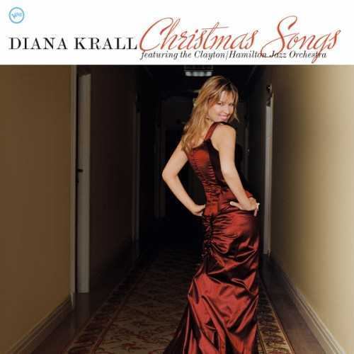 Diana Krall Featuring The Clayton/Hamilton Jazz Orchestra - Christmas Songs (2013 24/96 FLAC)