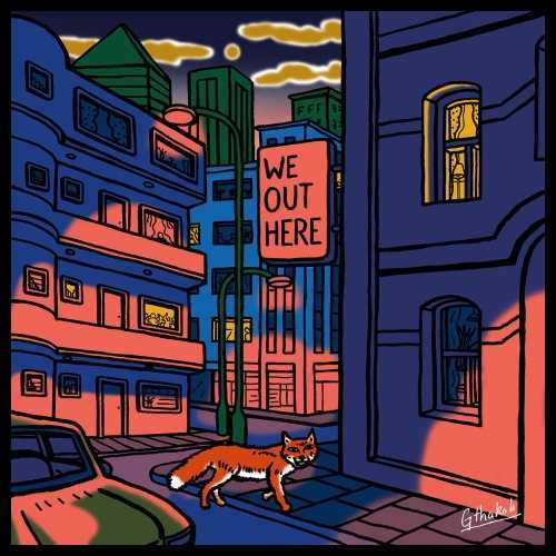 VA - We Out Here (2018 24/44 FLAC)