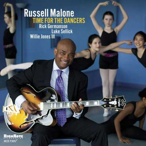 Russell Malone - Time For The Dancers (2017 24/96 FLAC)
