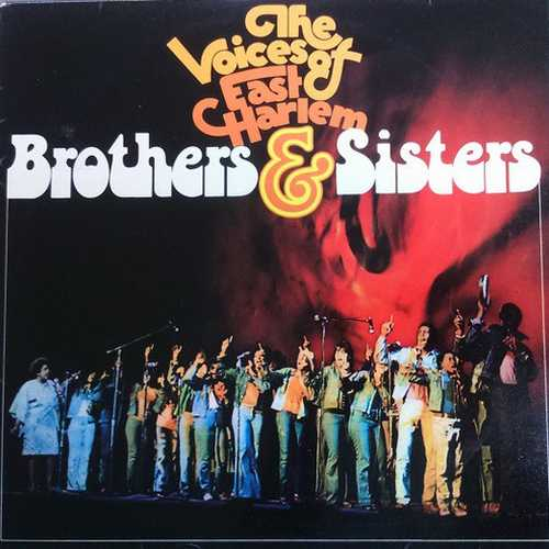 Voices Of East Harlem - Brothers, Sisters (1972 DSD)