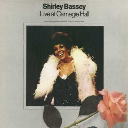 Shirley Bassey - Live At Carnegie Hall (1973 FLAC)