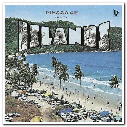 VA - Message From The Islands (2016 24/44 FLAC)