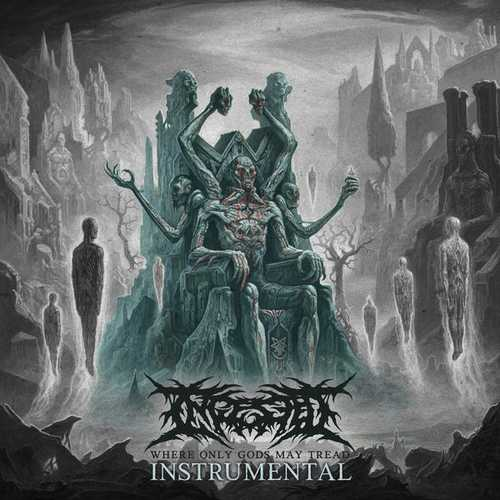 Ingested - Where Only Gods May Tread. Instrumental (2021 24/44 FLAC)