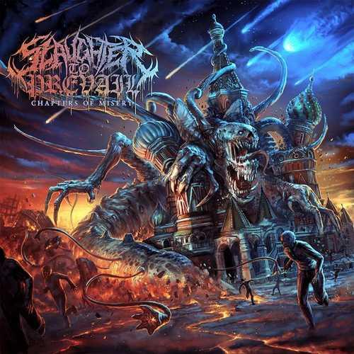 Slaughter To Prevail - Chapters Of Misery. EP (2016 FLAC)