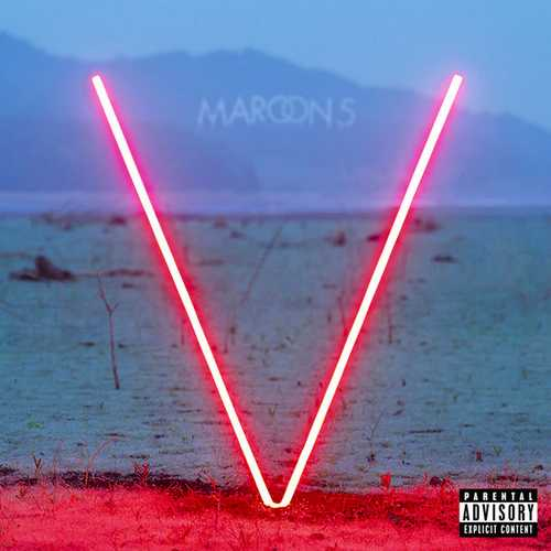 Maroon 5 - V. Deluxe Version (2014 24/96 FLAC)