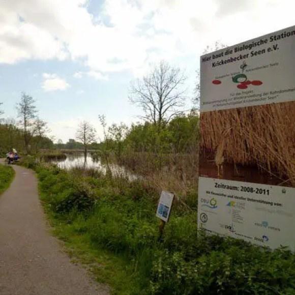 Wandern an den Krickenbecker Seen Nettetal - Flachshof Nettetal