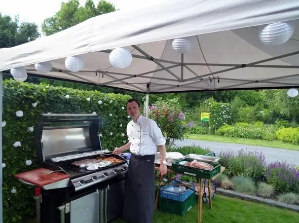 Feiern auf dem Land am Niederrhein