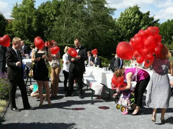 Feiern am Niederrhein auf dem Bauernhof - Feiern auf dem Flachshof Nettetal