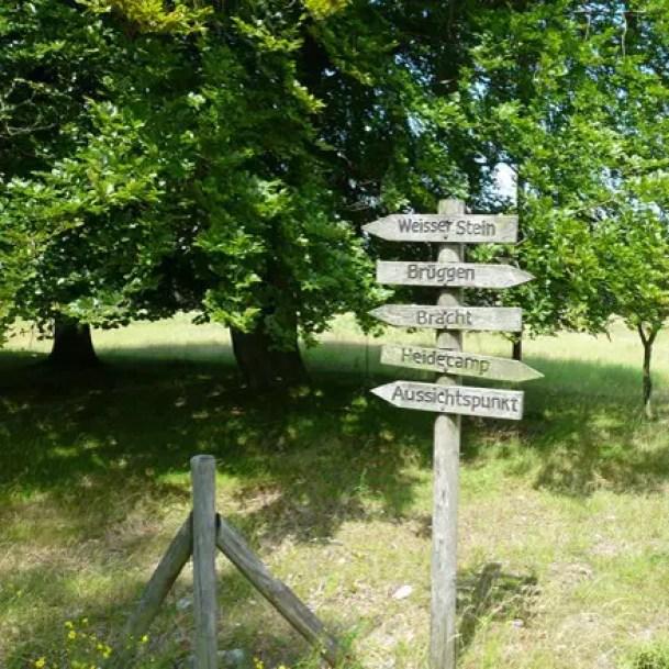 Wandern Radwandern Naturpark Schwalm-Nette