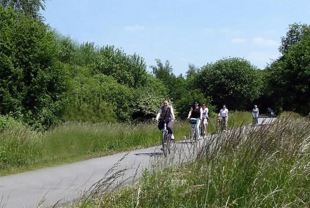 Niers-Radwanderweg - Radwandern am Niederrhein