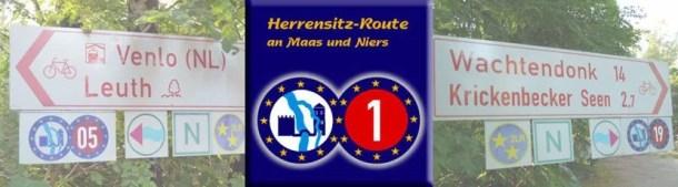 Herrensitz-Route - entspanntes und erholsames Radeln auch mit Kindern