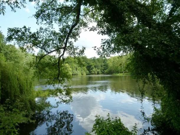 Wanderroutenplaner NRW. Wandern am Niederrhein - Wasser-Blicke Naturpark Schwalm-Nette