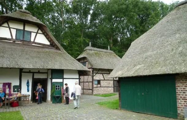 Freizeit am Niederrhein - Freizeittipp Niederrheinisches Freilichtmuseum Grefrath