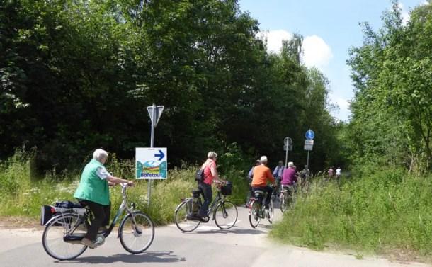 Radeln von Hof zu Hof Höfetour 2015 in Nettetal am Niederrhein NRW