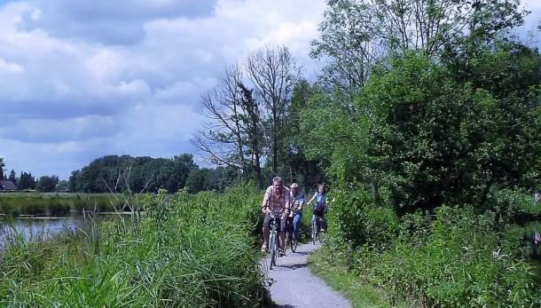 GPS geführte Rundtour Naturpark Schwalm-Nette