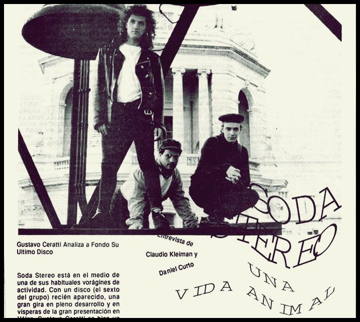 SODA STEREO: A 24 AÑOS DE