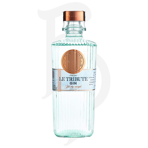 Le Tribute Gin from Spain