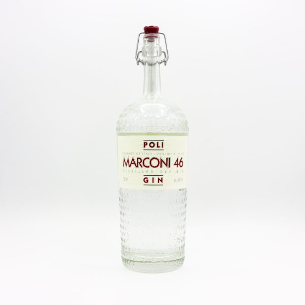 Poli Marconi 46 Dry Gin from Italy