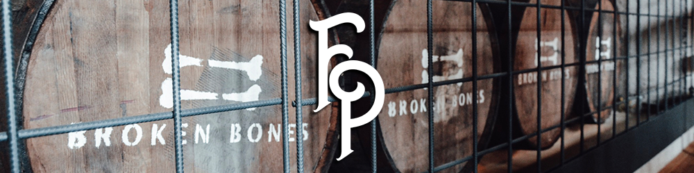 Fläschepost presents: Broken Bones Gin