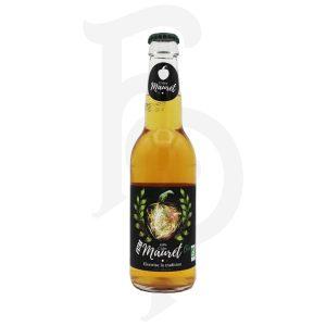 """Cidre Mauret """"Le Robuste"""" Extra Brut Bio 33cl"""