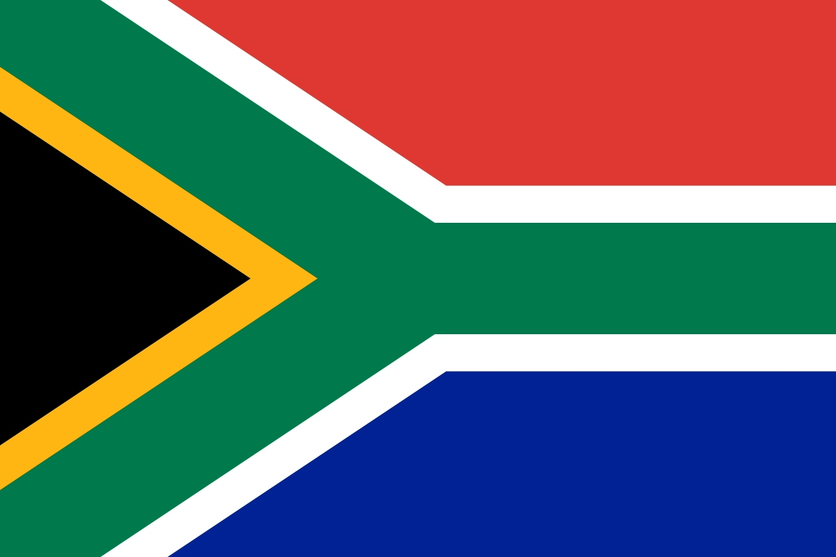 Free South Africa Flag Images Ai Eps