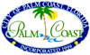 palm coast city logo