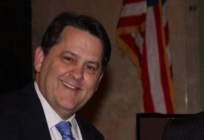 State Rep. Charles McBurney NRA